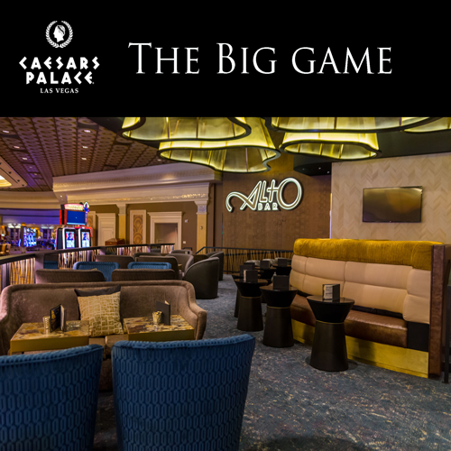 The Big Game - Alto Bar