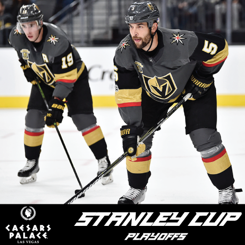 Stanley Cup Playoffs - Caesars Race & Sports Book