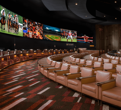 Caesars Race & Sports - Football - Caesars Race & Sports Book