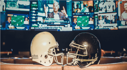 Football Playoffs at Caesars Race & Sports - Caesars Race & Sports Book