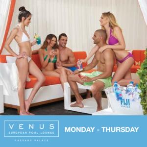 Venus Pool Weekdays