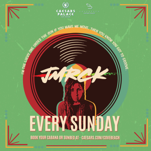 JMRCK – Sundays - VENUS POOL + LOUNGE