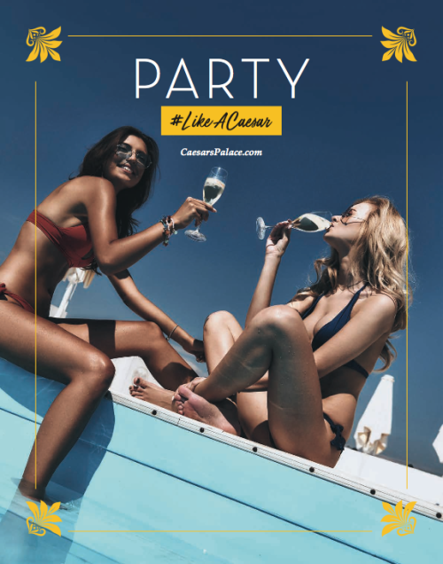 Saturdays - VENUS POOL + LOUNGE