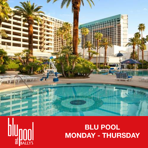 Blu Pool Weekdays - Blu Pool