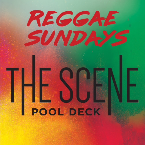 Reggae Sundays - The Pools at Planet Hollywood