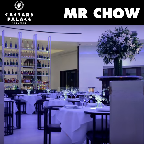 200 Years of Clicquot Rosé - Mr Chow