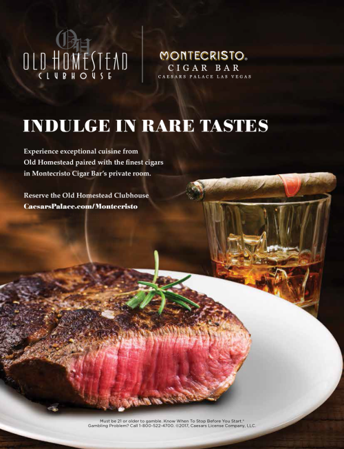 Book Your Experience - Old Homestead Steakhouse