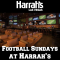 VIP Football Package at Harrah's Sportsbook
