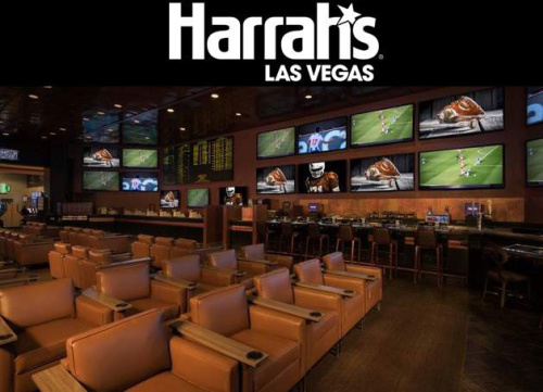 Football Experience - HARRAH'S RACE & SPORTS BOOK