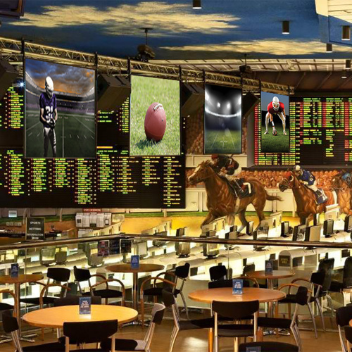 Bally's Sportsbook Big Game Watch Party - Bally's Las Vegas Race & Sports Book