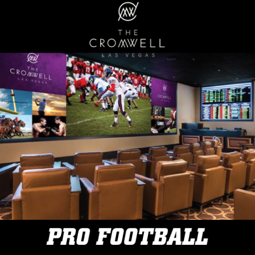 Sunday Pro Football - Cromwell Sports Book