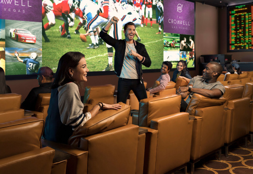 Cromwell Race & Sports- College Football Bowl Games - Cromwell Sports Book