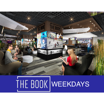 The Book Weekdays, Thursday, January 17th, 2019