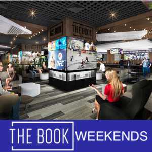 The Book Weekends, Saturday, January 19th, 2019