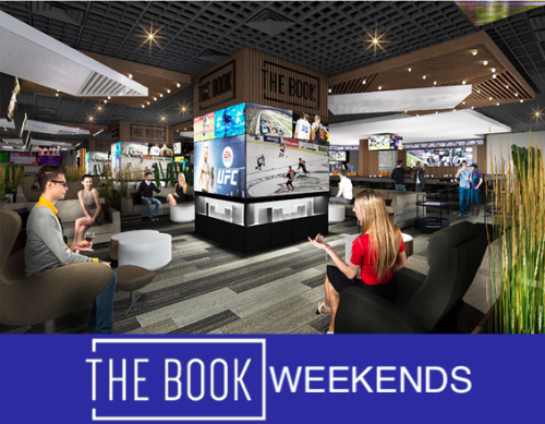 The Book Weekends - The Book @ The Linq