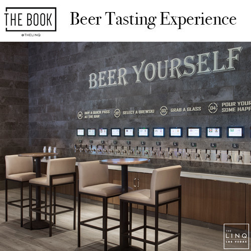 Beer Tasting Experience - The Book @ The Linq