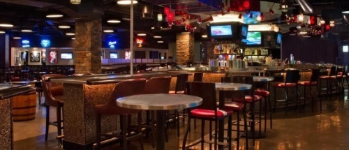 Football Experience - Toby Keith's I Love This Bar & Grill