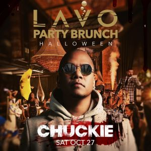 LAVO BRUNCH : HALLOWEEN EDITION w/ DJ CHUCKIE, Saturday, October 27th, 2018
