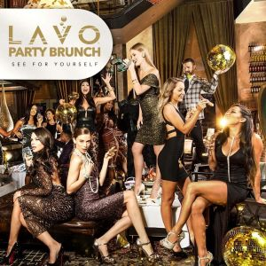Lavo Brunch Party, Saturday, November 23rd, 2019