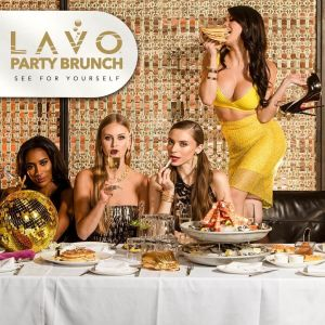 Lavo Brunch Party, Saturday, January 4th, 2020