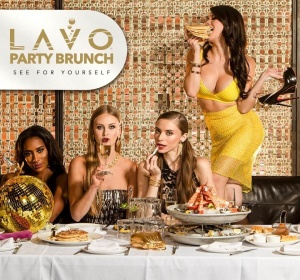 Lavo Party Brunch, Saturday, March 14th, 2020