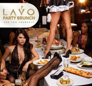 Lavo Party Brunch, Saturday, March 28th, 2020