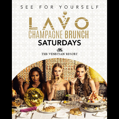 CHAMPAGNE BRUNCH, Saturday, February 27th, 2021