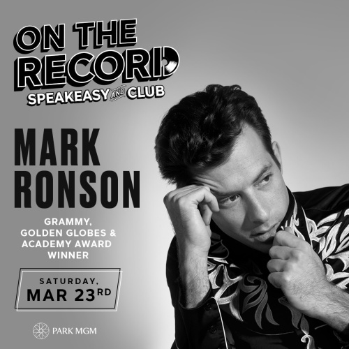 Mark Ronson - On The Record
