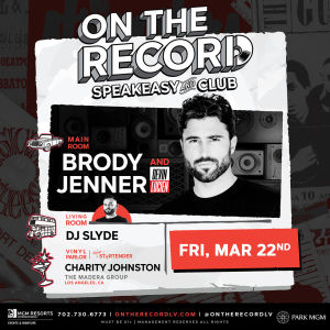 Brody Jenner & Devin Lucien, Friday, March 22nd, 2019