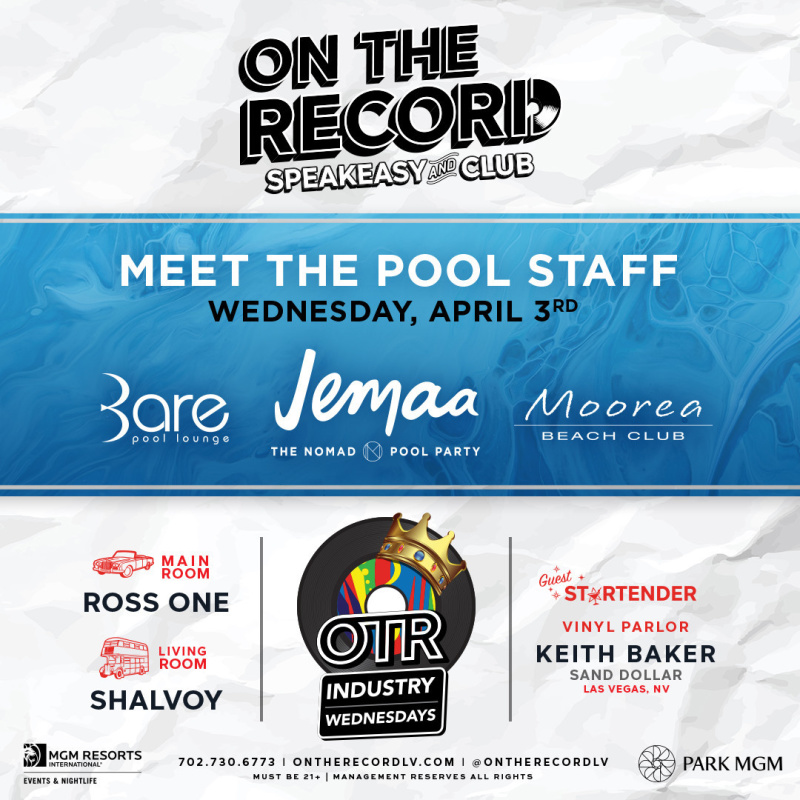 DJ Ross One   On The Record   The Best of Las Vegas Clubs