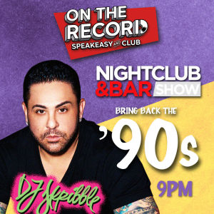 Nightclub & Bar Show: Bring Back The 90's, Tuesday, March 26th, 2019