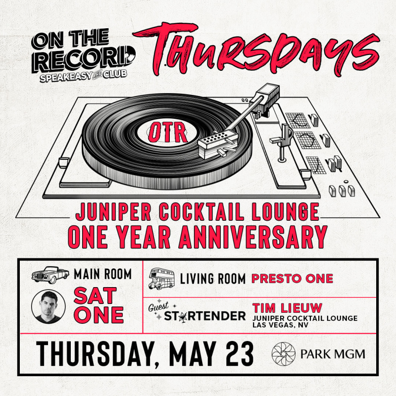 Sat One | On The Record | The Best of Las Vegas Clubs