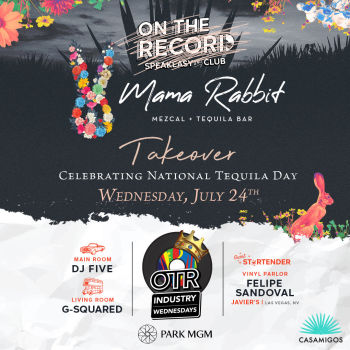 Mama Rabbit Takeover - Wed Jul 24