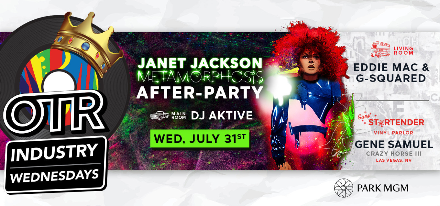 Janet Jackson After-Party