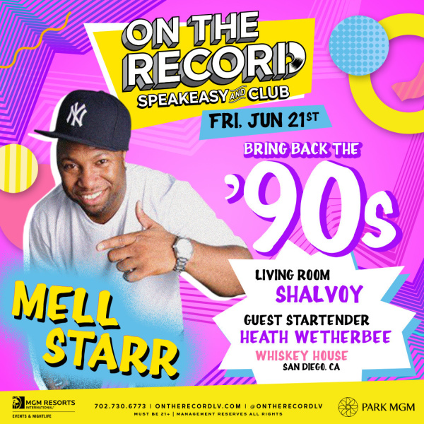 Mell Starr Bring Back The 90's