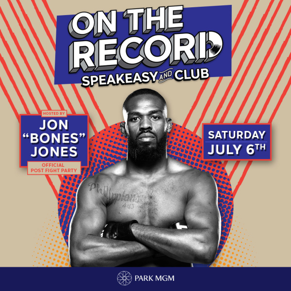 Jon Jones After-Party