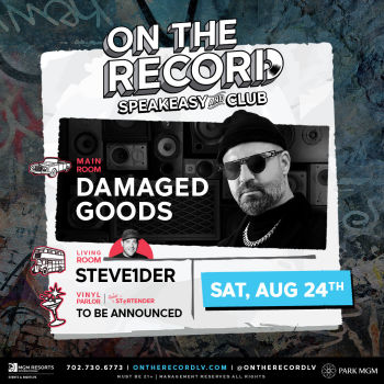 Damaged Goods - Sat Aug 24
