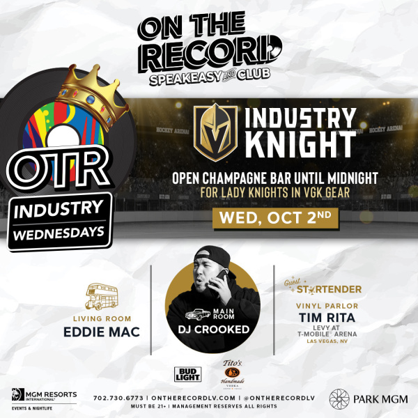 Industry Knight with DJ Crooked