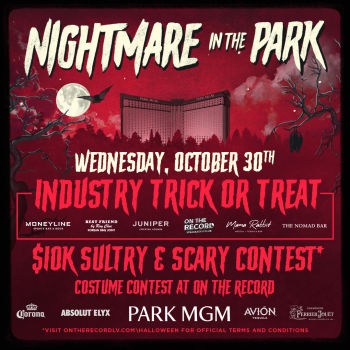 Industry Trick Or Treat - Wed Oct 30