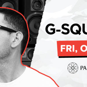 G-Squared, Friday, October 4th, 2019