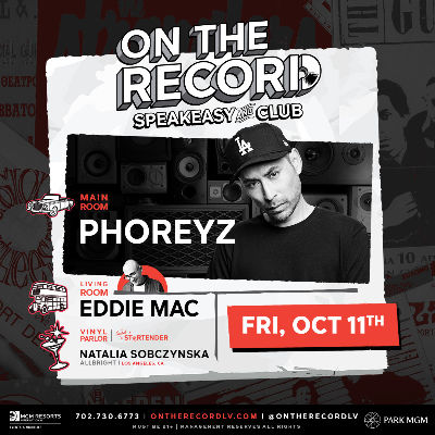 Phoreyz, Friday, October 11th, 2019