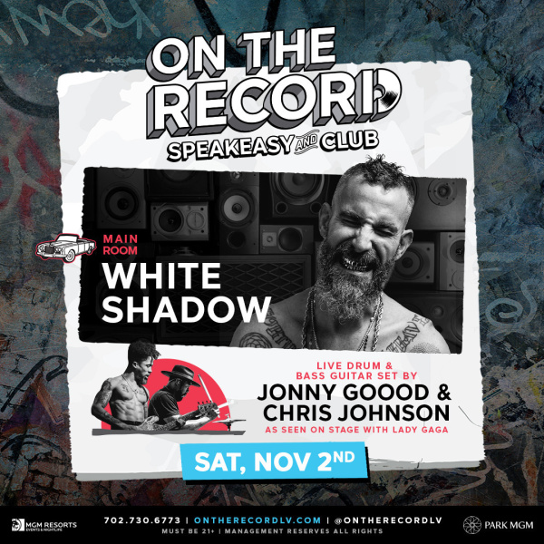 DJ White Shadow