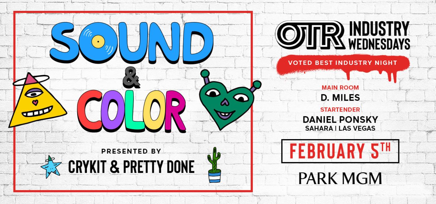 Sound & Color Industry Wednesdays