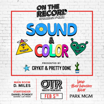 Sound & Color Industry Wednesdays - Wed Feb 5