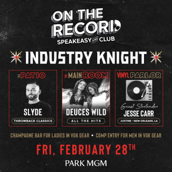 Deuces Wild - Fri Feb 28