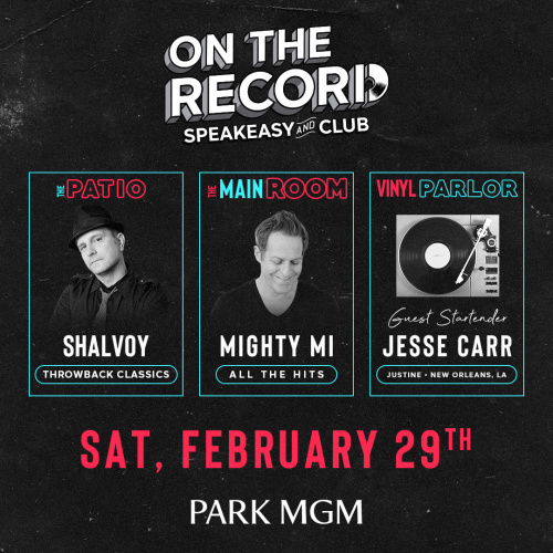 Mighty Mi - On The Record