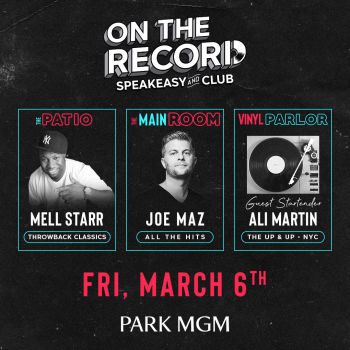 Joe Maz - Fri Mar 6