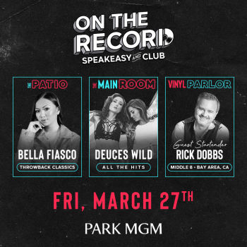 Deuces Wild - Fri Mar 27