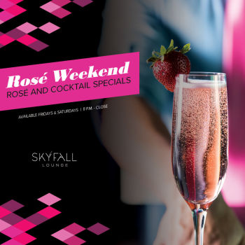 Rosè Weekend - Fri Sep 20