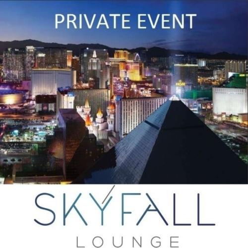 Private Event - Skyfall Lounge